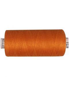 Sytråd, orange, 1000 m/ 1 rl.