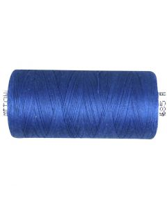 Sytråd, mellanblå, 1000 m/ 1 rl.