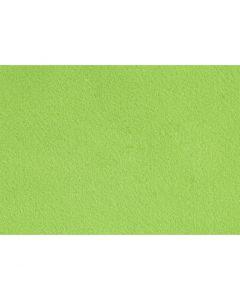 Hobbyfilt, A4, 210x297 mm, tjocklek 1,5-2 mm, ljusgrön, 10 ark/ 1 förp.