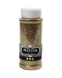 Glitter, guld, 110 g/ 1 burk