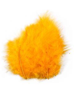 Dun, stl. 5-12 cm, gul, 15 st./ 1 förp.