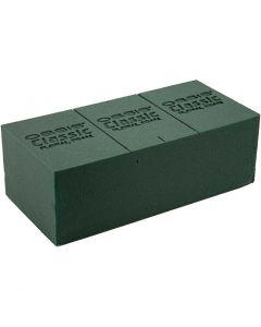 Oasis, stl. 23x11x8 cm, grön, 1 st.