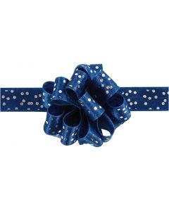 Susifixband, B: 18 mm, blå, 5 m/ 1 rl.