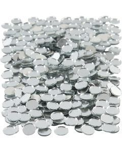Spegelmosaik, runda, Dia. 10 mm, 500 st./ 1 förp.