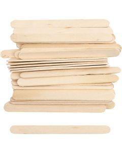 Glasspinnar, L: 11,5 cm, B: 10 mm, 30 st./ 1 förp.