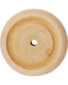 Hjul, Dia. 42x11 mm, 40 st./ 1 förp.
