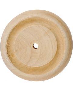 Hjul, Dia. 50 mm, 4 st./ 1 förp.