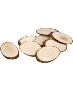 Träskivor, tjocklek 8 mm, Innehållet kan variera , 12 st./ 1 förp.