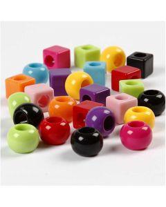 Multimix, stl. 11 mm, Hålstl. 7 mm, mixade färger, 150 ml/ 1 förp., 75 g