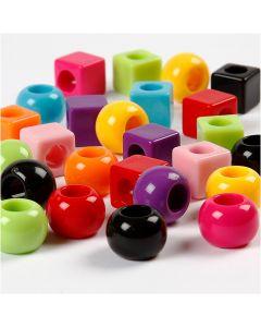 Multimix, stl. 11 mm, Hålstl. 7 mm, mixade färger, 1700 ml/ 1 förp., 1000 g