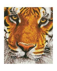 Diamond Dotz, Tiger, stl. 36x42 cm, 1 förp.