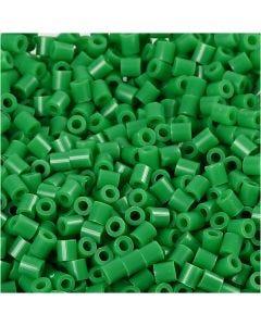Photo Pearls, stl. 5x5 mm, Hålstl. 2,5 mm, grön (16), 6000 st./ 1 förp.