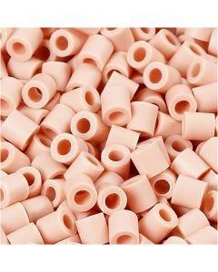 Photo Pearls, stl. 5x5 mm, Hålstl. 2,5 mm, rosa (18), 1100 st./ 1 förp.