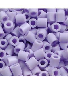 Photo Pearls, stl. 5x5 mm, Hålstl. 2,5 mm, syren (24), 1100 st./ 1 förp.