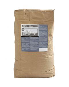 Cera-Mix Super modellgips, vit, 25 kg/ 1 förp.