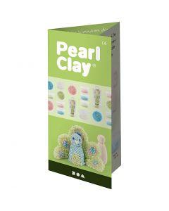 Pearl Clay® Broschyr, 1 st.