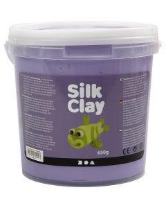 Silk Clay®, lila, 650 g/ 1 hink