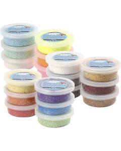 Foam Clay® , mixade färger, 3x30 förp./ 1 förp.