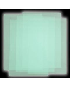 Krympplast, 5 ark/ 1 förp.