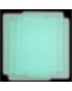 Krympplast, 50 ark/ 1 förp.
