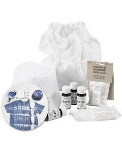 Materialset - Batik, 1 set
