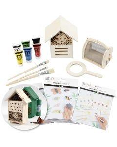 Materialset - Upplev naturen, 1 set
