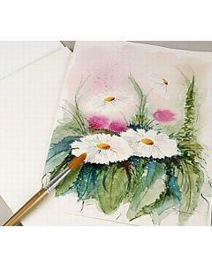 Akvarellblock