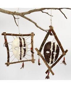 Afrikansk maskväv