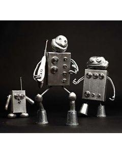 Robotornars värld