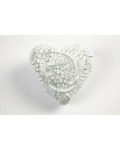 Hjärta med Effect Crackle