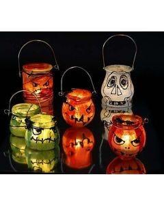 Skräckinlagande lanternor