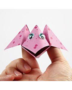 Origami fågel