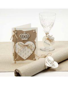 Bröllopsinbjudning