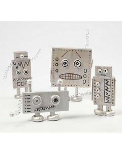 Robot av trä