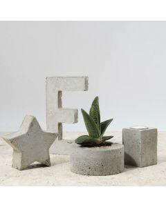 Inredning av stöpt betong