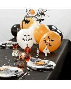 Dukning till Halloween