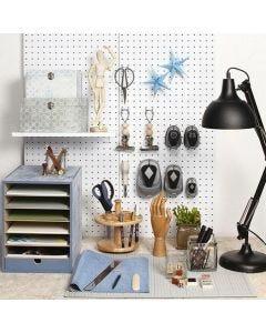 Praktisk inredning på din arbetsplast hemma