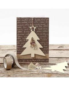 Julkort i Oslo design från Vivi Gade