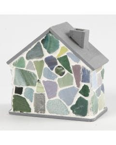 Mosaik med filler