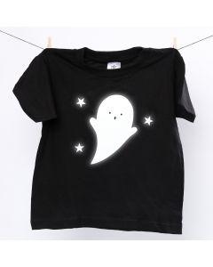 T-shirt med reflexspöken