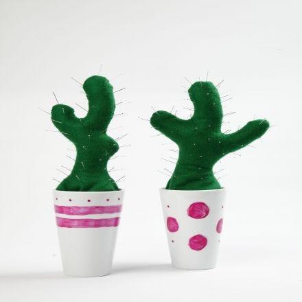 Kaktus nåldyna