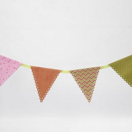 Flaggspel av papper från Vivi Gade Design