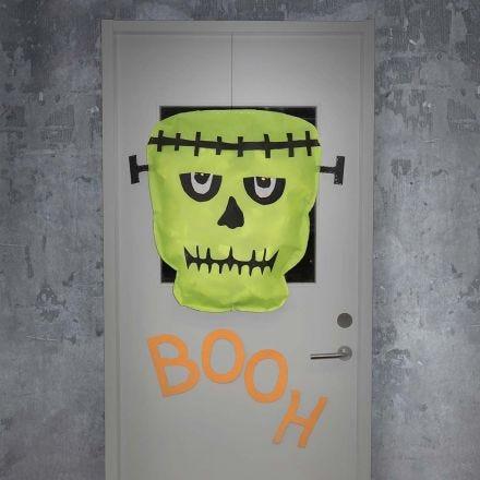 Frankensteins monster av imiterat tyg