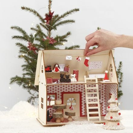Jultomtens hus