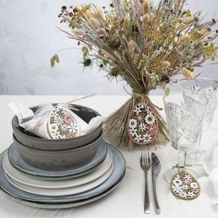 Dekorationer med Plus Color tusch och dekorationsfolie