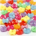 Kombimix, Dia. 9,5 mm, Hålstl. 1,5 mm, mixade färger, 125 ml/ 1 förp., 75 g