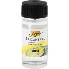Silikonolja till Pouring Fluid, 20 ml/ 1 flaska