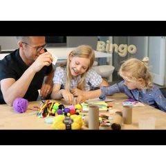 Spela kreabingo med hela familjen