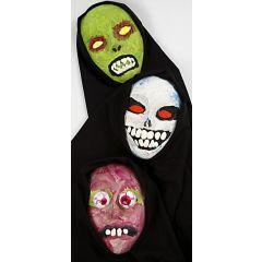 Läskiga masker