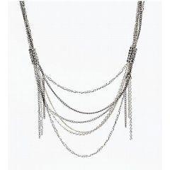 Halsband av kedjor